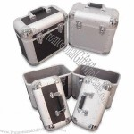 Cosmetic Cases with Aluminum Frame