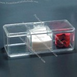 Cosmetic Storage Display Case, Made of Acrylic