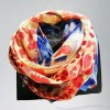Cotton Scarf with Digital Printing