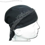 Cotton twill skull cap.