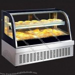 Countertop Hot Pastry Showcase, 1.2m