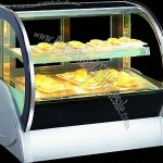 Countertop Hot Pastry Showcase 900 X 550 X 790mm