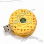 Cracker Shaped USB Flash Drive