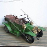 Crafts of Old Ford Car Model