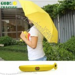 Creative Banana Umbrella UM-Banana Portable Umbrella