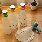 Creative Expression Glass Cups