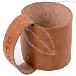 Creative Leather Can Cooler