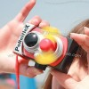 Creative Retro Dual Lens Camera Handheld Portable Mini Fan