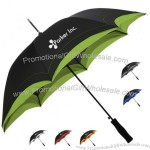 "Crescent Accent Umbrella - 46"" Arc"