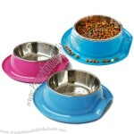 Crimping Pet Bowl