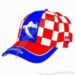 Croatia Baseball Hat