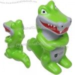 Crocodile Mascot Stress Ball