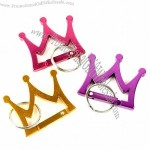 Crown Carabiner Key ring