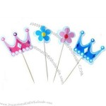 Crown Decorative Toothpick for Party