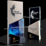 Crystal Marble Combination Award