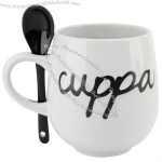 Cuppa Mug With Spoon