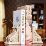 Curtain Shaped Bookend