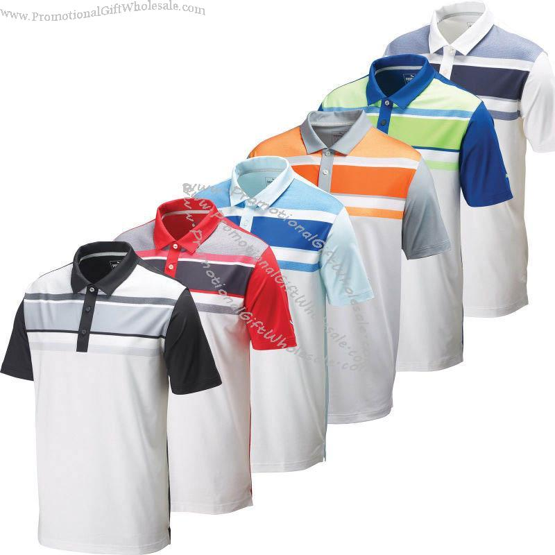 Promotional custom embroidery promotional color for Polo shirt color combination
