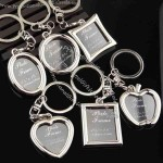 Custom Personalized Photo Frame Keychain