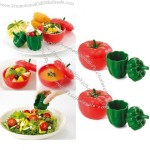Custom Shaped Microwavable Silicone Baking Food Bowl with Lid