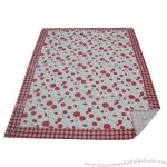 Customized 100% Cotton Table Cloth
