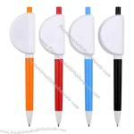 customized and imprinted promotional pen.