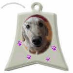 Customized Bell Shaped Dog Tags