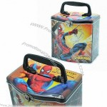 Customized Handle Tin Box