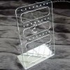 Customized Mini Acrylic Jewelry Display Rack