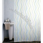 Customized PEVA Shower Curtain