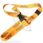 Customized Tiger Stripe Lanyard