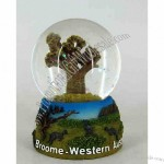 Customized Water Globes