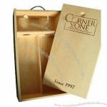 Customized Wine Wooden Boxes