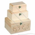 Customized Wooden Gift Boxes