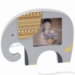 Cute Baby Room Elephant MDF Picture Photo Frame