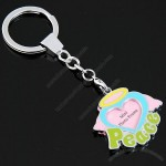 Cute Photo Frame Keychain
