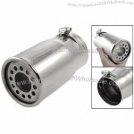 Cylinder Shaped 9cm Diameter Exhaust Muffle Tail Tip for Car