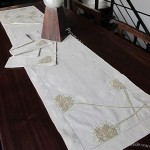 Dandelion Table Runner