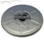 Deep Round CD/DVD Tins
