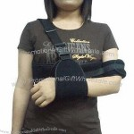 Deluxe Shoulder Immobilizer, Universal Size