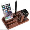 Detachable Apple Watch Stand and Mobile Phone Holder