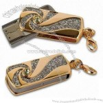 Diamond Decoration USB Flash Disk