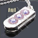 Diamond USB Flash Memory Drives