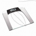 Digital Body Fat Analyzer with 6mm Tempered Glass