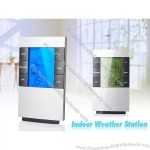 Digital LCD Weather Forecast Station with Clock