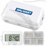 Digital Pill Box With Timer