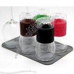 Dimple Glass Drying Silicone Mat
