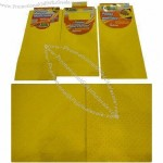 Dish Cloth, Plain With Hole And Embossed, Suitable For Household Cleaning