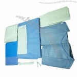 Disposable Cesarean Kit With Reinforced Surgical Gown