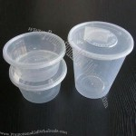 Disposable Container/Box, Microwave Oven Safe, Made of PP
